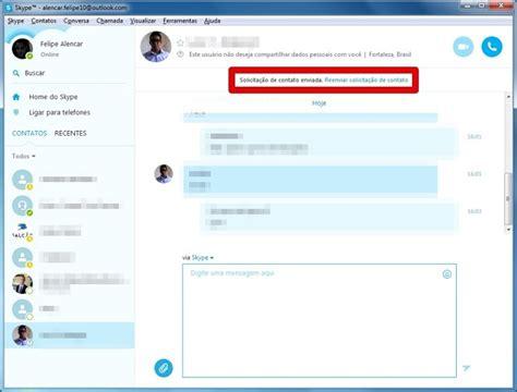 ver imagenes guardadas skype como saber se voc 234 foi bloqueado no skype dicas e