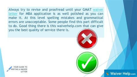 Kellogg Mba Gre Score by Gmat Waiver Request Essay Exle