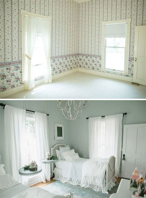 magnolia bedroom before after magnolia s twin bedroom joanna gaines