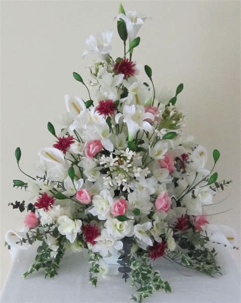 decorative floral arrangements home interior decoration best artificial flower arrangements
