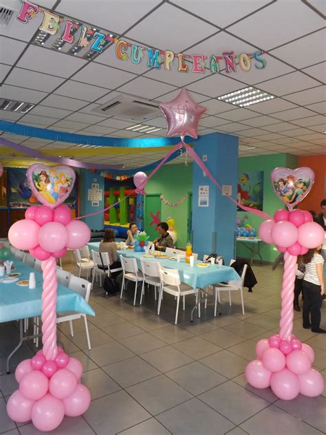 decoraciones dglobos cumpleanos princesas disney dglobos