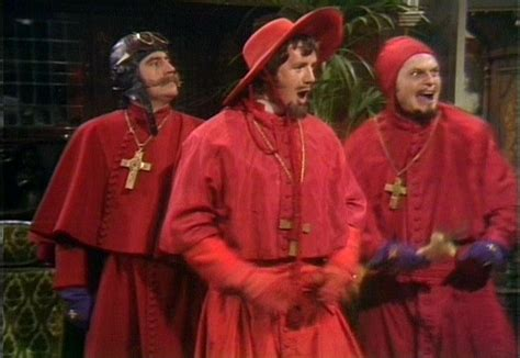 Monty Chair Appearances By The Spanish Inquisition Becoming