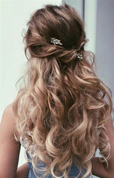 hairstyle for long hair for js prom 1000 ideas about prom hairstyles on pinterest