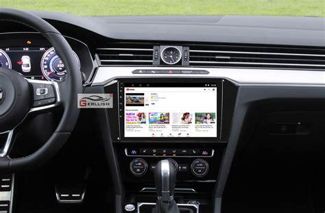 android touch screen auto dvd gps speler voor vw passat     multimedia radio