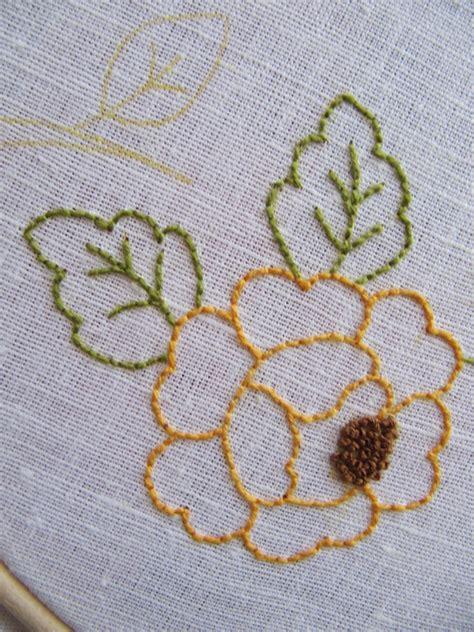 imagenes de flores bordadas a mano patrones bordados a mano imagui