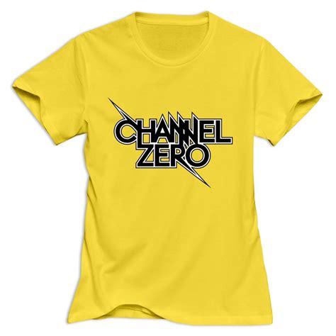 T Shirt Custom Swalla brand new channel zero logo custom o neck t shirt in t shirts from s