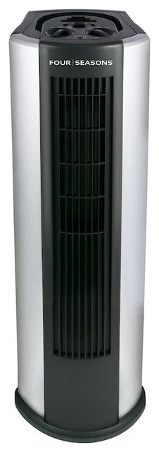 four seasons 4 in 1 air purifier heater fan and humidifier modern air purifiers by envion