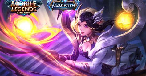 build lunox  hero mage mobile legends aishelanime