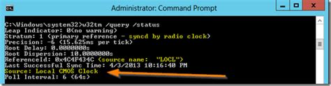 sync domain clock  internet ntp sources concurrency