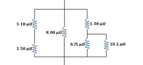 resistor circuit combination i need help and a bit confused on the following qu chegg