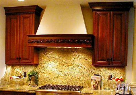 granite backsplash transform your kitchen into pleasing