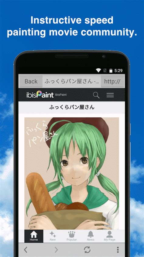 ibis paint  drawing anime apk  android apps