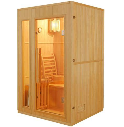 cabina sauna cabine hammam vapeur sauna zen 2