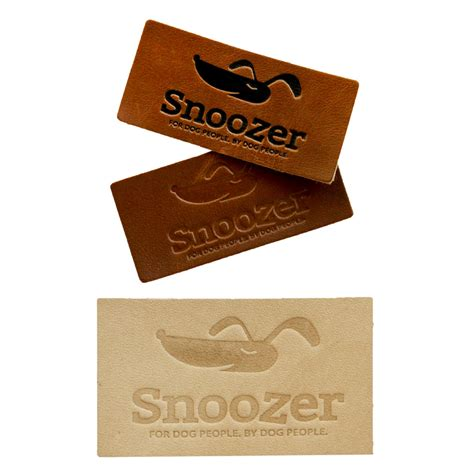 Leather Patches by Custom Leather Patches And Labels By Cbf Labels