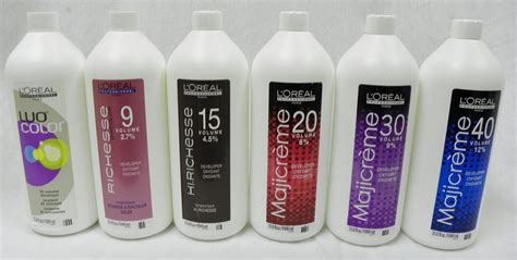 hair color developer haircolor levels peroxide developer lighteners of 22