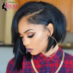 bob haircuts black hair wet and wavy 17 best ideas about wavy weave on pinterest straight