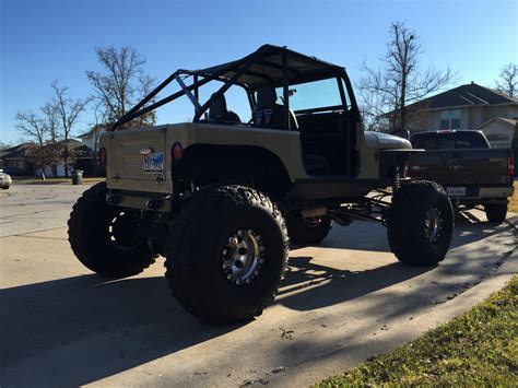 jeep rock crawler 1992 jeep wrangler yj custom rock crawler street legal