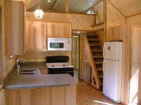 Floor Plans For Cabins Tamarack Loft Kitchen Rich Daniels Flickr