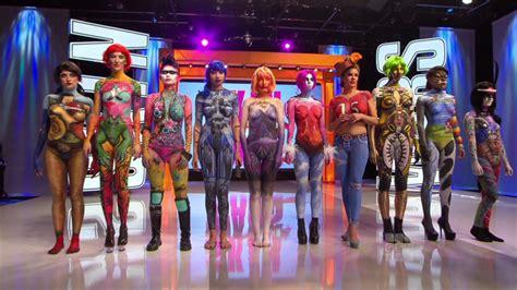 world painting show quot skin wars fresh paint quot reality show artnet news