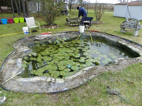 an ultimate buying guide of the best pond liner 2017 reviews