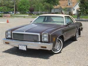 1977 chevrolet chevelle malibu classic coupe