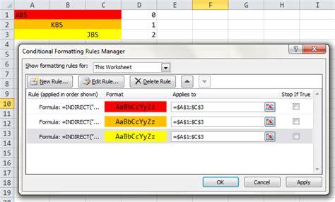 format excel by color excel vba conditional formatting row color conditional