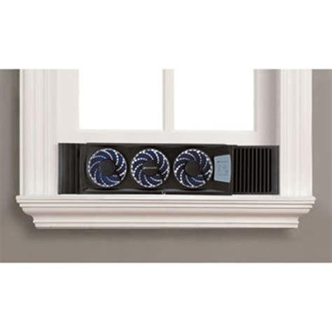 bionaire window fan review bionaire bwf0522e bu thin window fan with comfort control