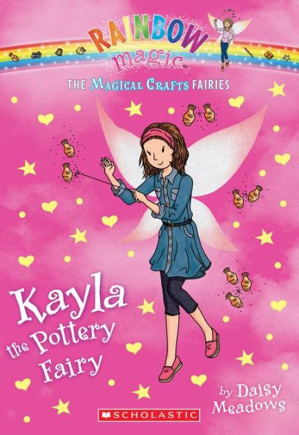 Gamis Rainbow Kaila the pottery rainbow magic magical crafts