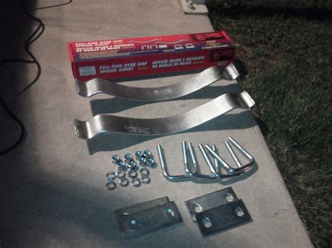 How To Fix A Sagging Springs by Fix Sagging Leaf Stock Susp Jeep Forum