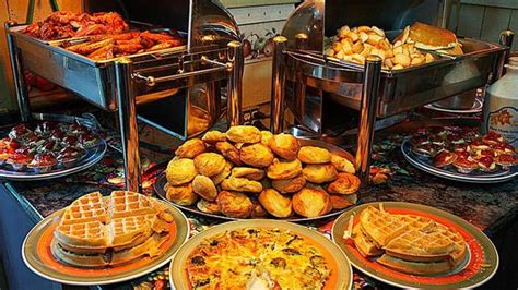 Thanksgiving Table Setting - top 5 weekend breakfast buffets mississauga insauga com