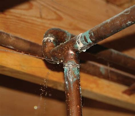 Copper Pipe Leak Servpro Of Rancho Santa Margarita Coto De Caza Trabuco