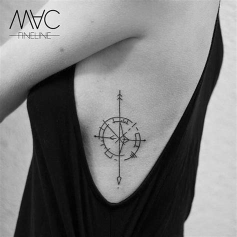 compass tattoo liner the 25 best simple compass tattoo ideas on pinterest