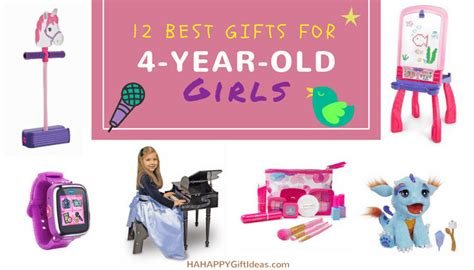 best gifts for a 4 year old girl fun educational