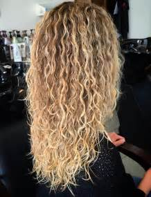wave perm hair best 25 wavy perm ideas on pinterest