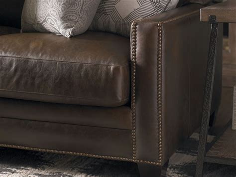 Bassett Leather Sofas 31 Best Images About Leather Furniture On Pinterest Nail Leather And Furniture