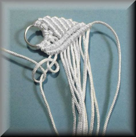 Easy Macrame Bracelet Tutorial - macrame brida wave bracelet tutorial easy to follow by