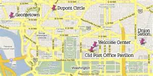 Google Map Washington Dc by Washington Airports Map Images