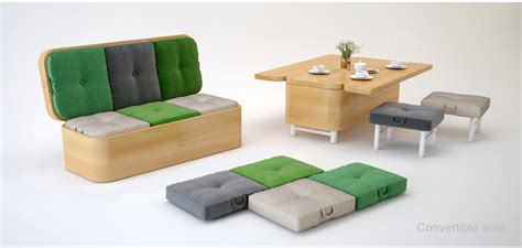 multifunctional furniture multifunctional furniture convertible sofa by kononenko