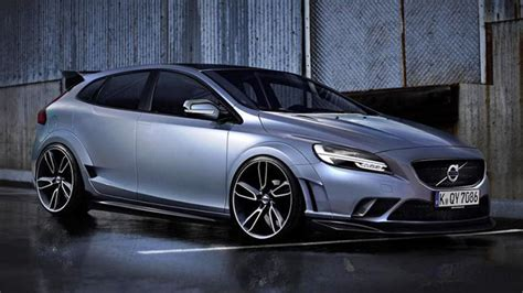 volvo v40 top gear meet the not real volvo v40r top gear