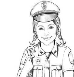 officer coloring pages impressive officer coloring pages galle 4508