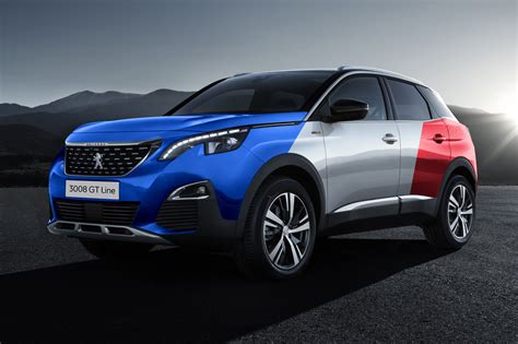 peugeot france automobile peugeot 3008 coupe france une s 233 rie sp 233 ciale 171 made in
