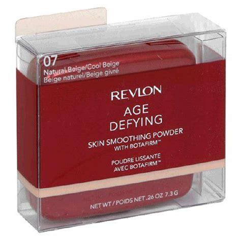 Bedak Revlon Age Defying Revlon Age Defying Translucent Finishing Powder With