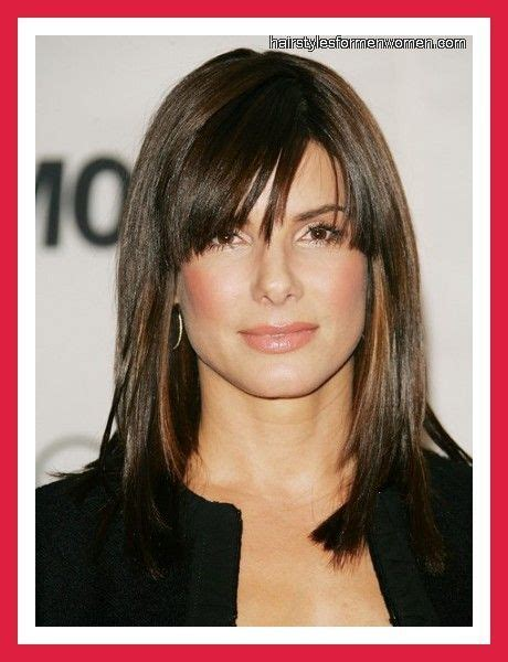 hair cuts for 40yr olds hairstyles for 40 year olds hairstyles with bangs for 40