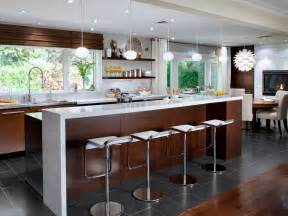 Modern Kitchen Decor by Large Kitchen Window Treatments Hgtv Pictures Amp Ideas Hgtv