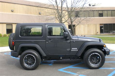charcoal grey jeep rubicon my car charcoal grey jeep wrangler top