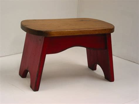 wooden step stool for step stool on