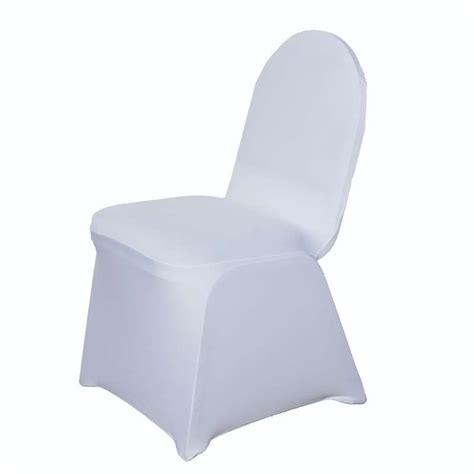 spandex chair covers white spandex chair covers emporium