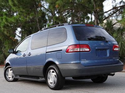 manual cars for sale 2003 toyota sienna electronic throttle control buy used 2003 toyota sienna ce no reserve auction one owner low 53k miles florida in miami