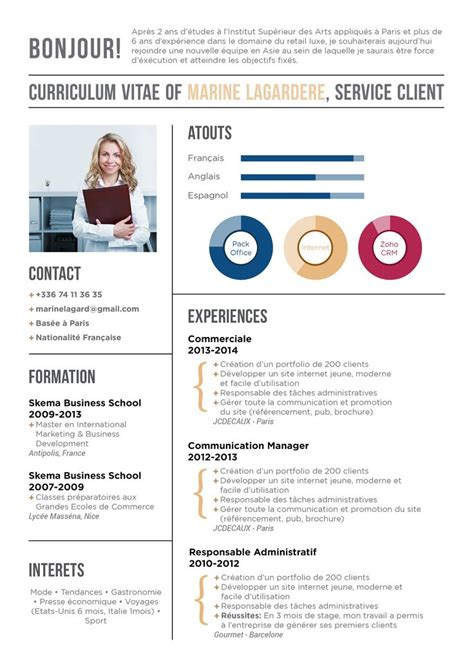 website layout en francais 46 best cv originaux images on pinterest curriculum