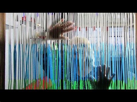 how to make your own beaded curtain how to make a beaded door curtain out of straws